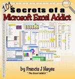 101 Excel Secrets &#8211; Recommended E-Book