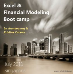 Do you want to attend an Excel Workshop in Singapore? [Survey]