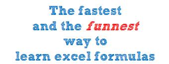 Excel Formulas E-book