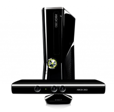 You can win an XBOX 360 + Kinect by participating in the PowerPivot Contest