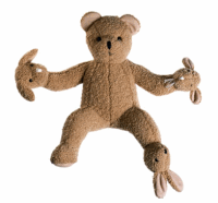 Mutant Teddy Bear - Image