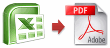 Microsoft Excel to PDF - Convert documents for free - How to?