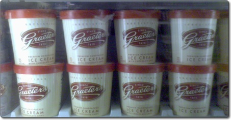 Greaters Ice-cream seems to be focussing more on their brand