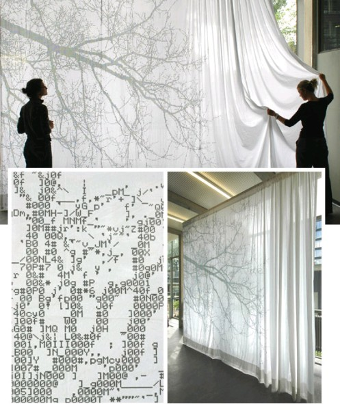 ascii-curtain