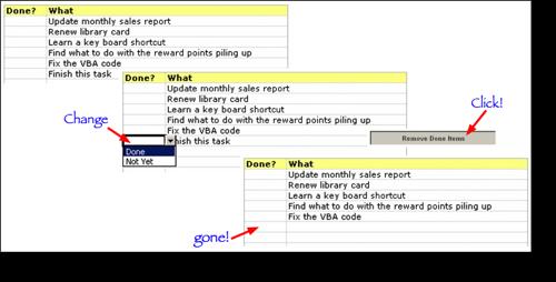 simple-excel-todo-list-application
