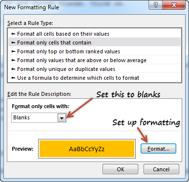 highlight-blanks-conditional-formatting