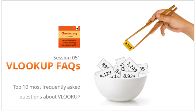 VLOOKUP FAQs - Frequently asked questions about Excel VLOOKUP formula