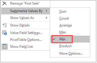 show-values-by-pivot-table