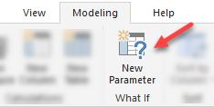 What if parameters in Power BI