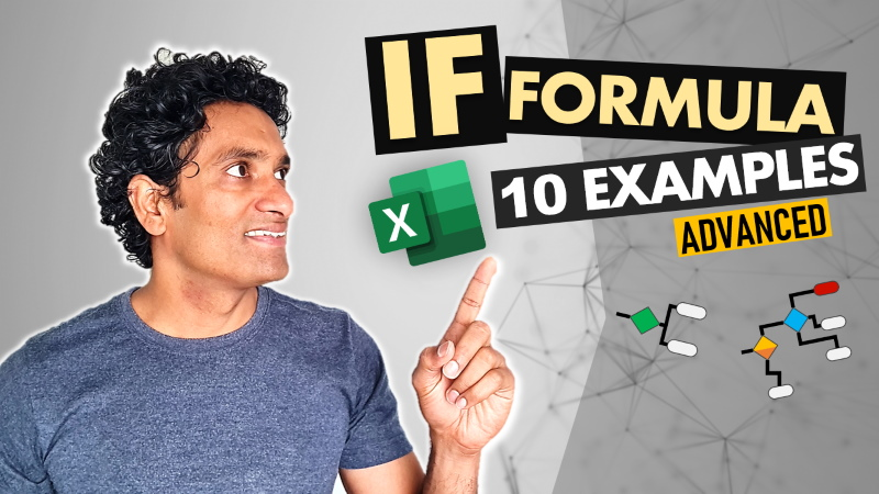 10 Advanced IF formula tricks you must know